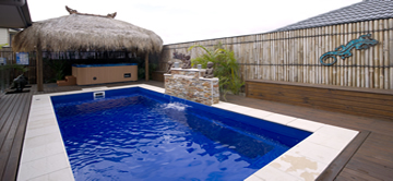 Benefits of owning a fibreglass pool my fibreglass pool for Least expensive inground pool