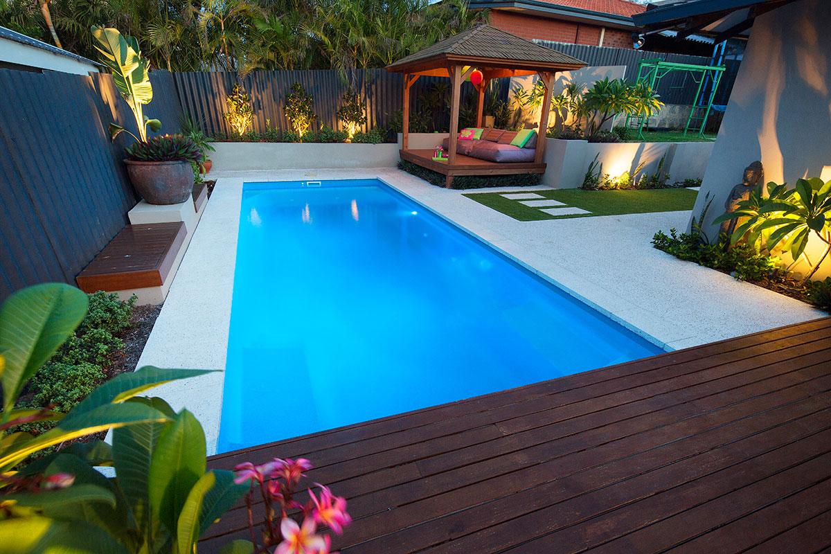 Windsor Fibreglass Pool Design