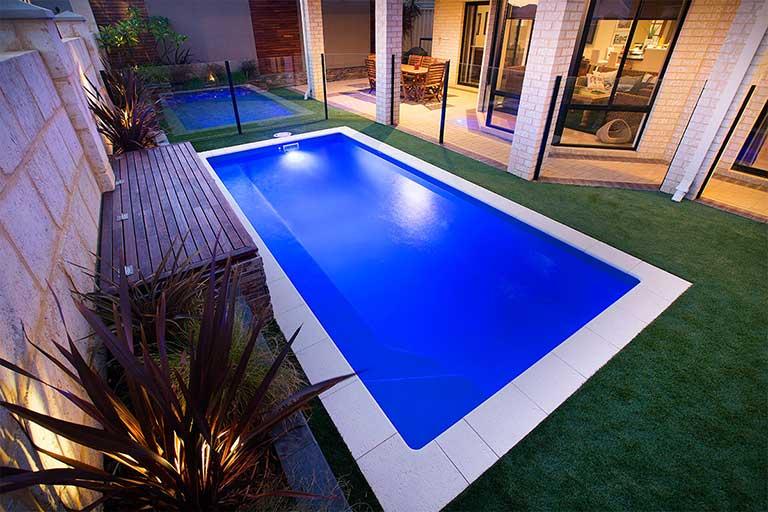 Latin Pool Designs