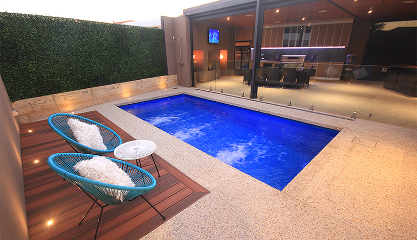 In-ground Fibreglass Pools versus Above-Ground Pools – An Overview