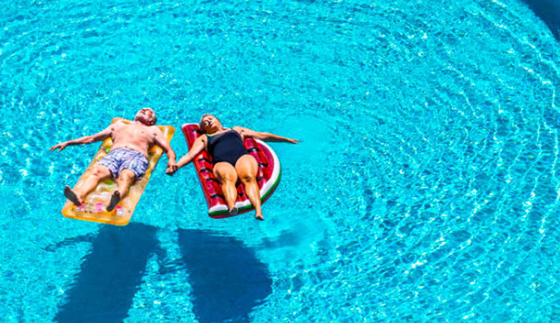 Fibreglass Pools are New Style Statement at Australian Homes