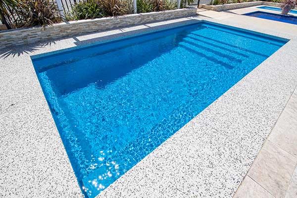 Bedarra Fibreglass Pool