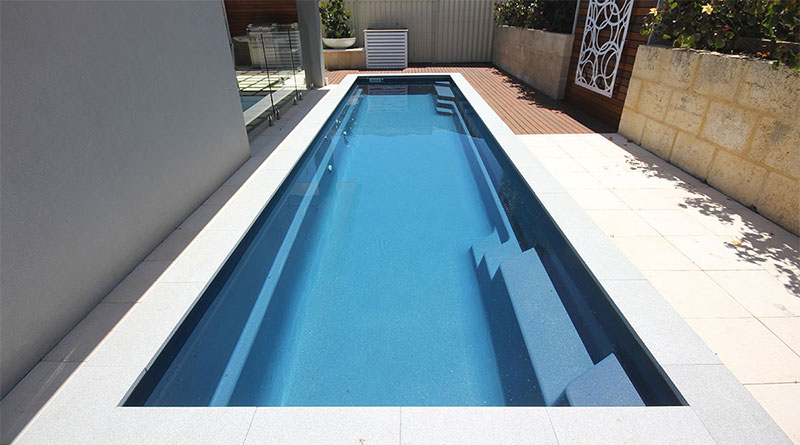 Debunked myths about fibreglass pools