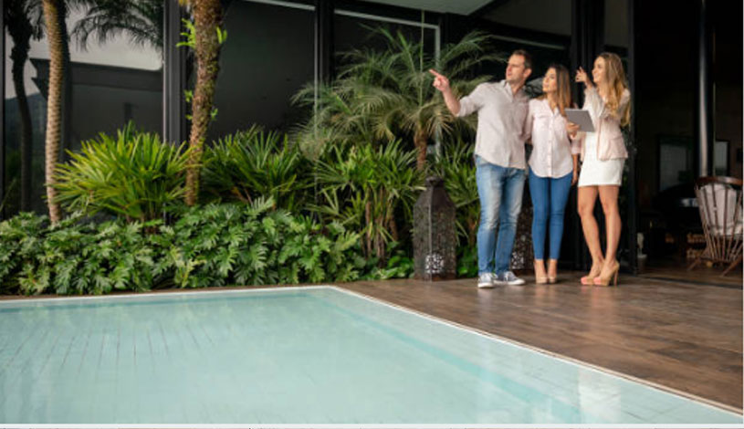 Australian Homes Fibreglass Pool Investment