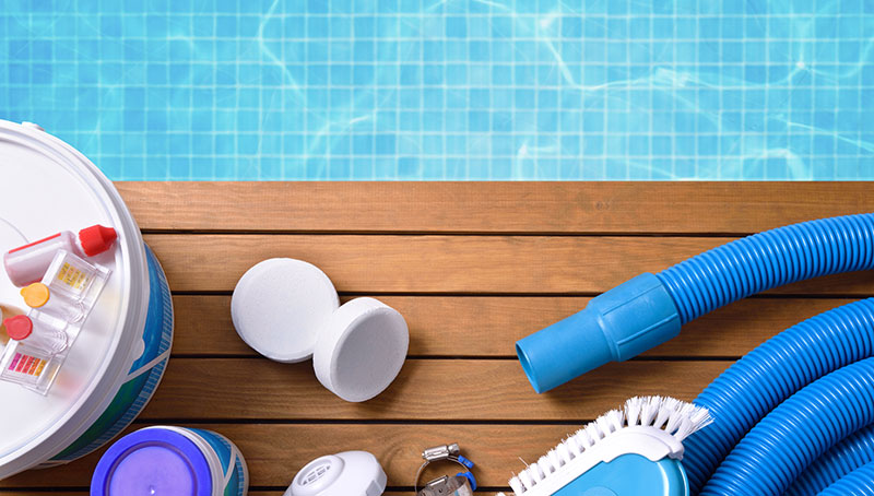 Caring for your fibreglass pool