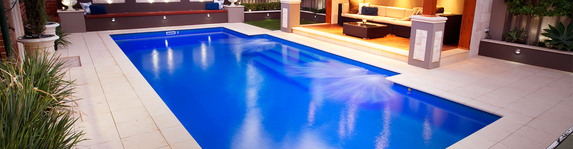 Contemporary pool series my fibreglass pool easy for Swimming pools brisbane northside
