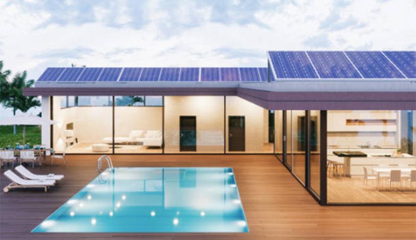Eco Friendly Fibreglass Pool