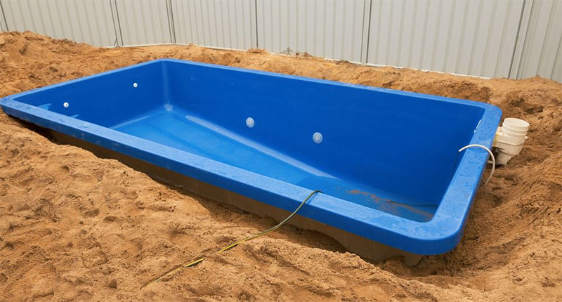 Fibreglass pool prices hidden prices my fibreglass pool easy for Cost of swimming pool installation inground