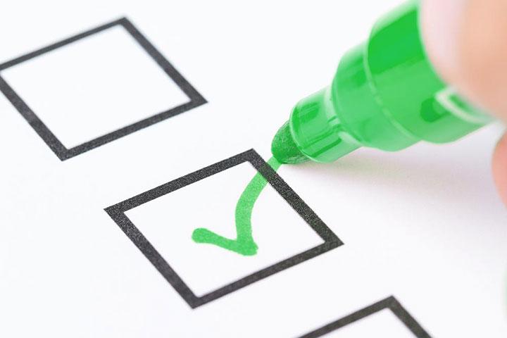 Fibreglass Pool Dealers Checklist