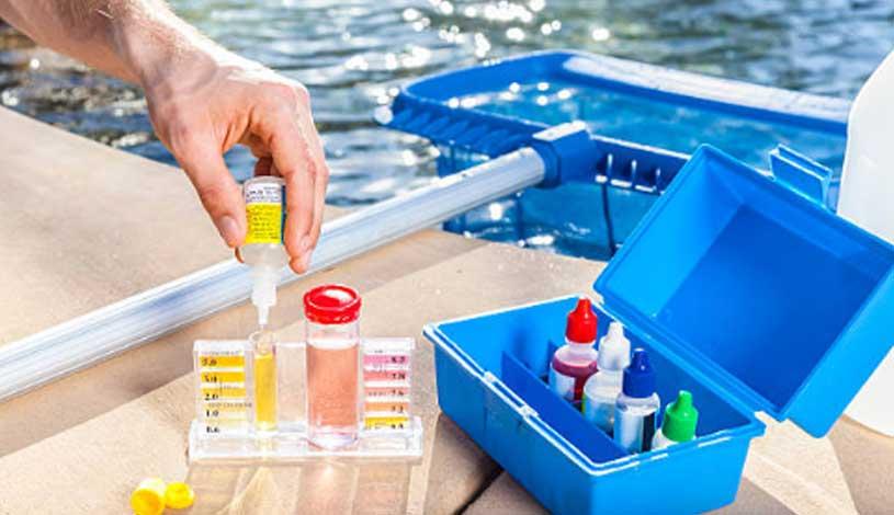 Fibreglass Pool Maintenance