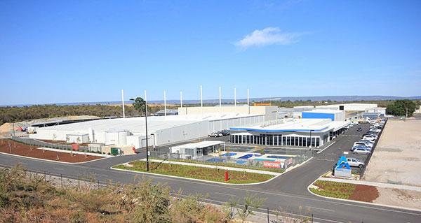 Fibreglass Pool Manufacturing Facility
