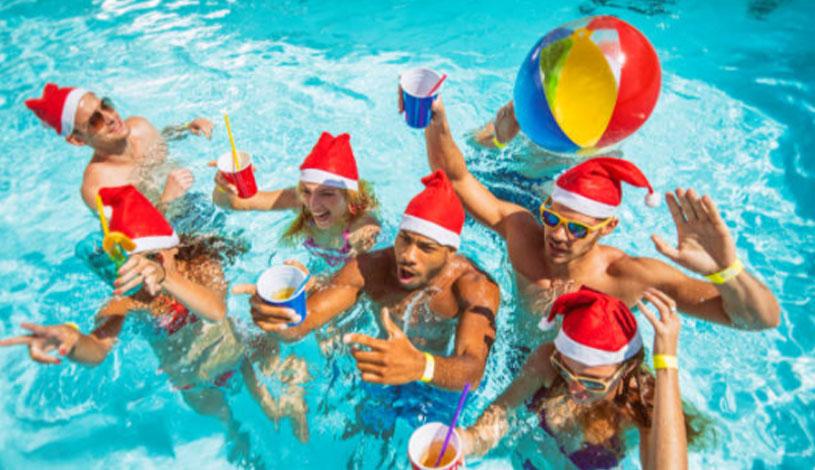 Fibreglass Pool Party