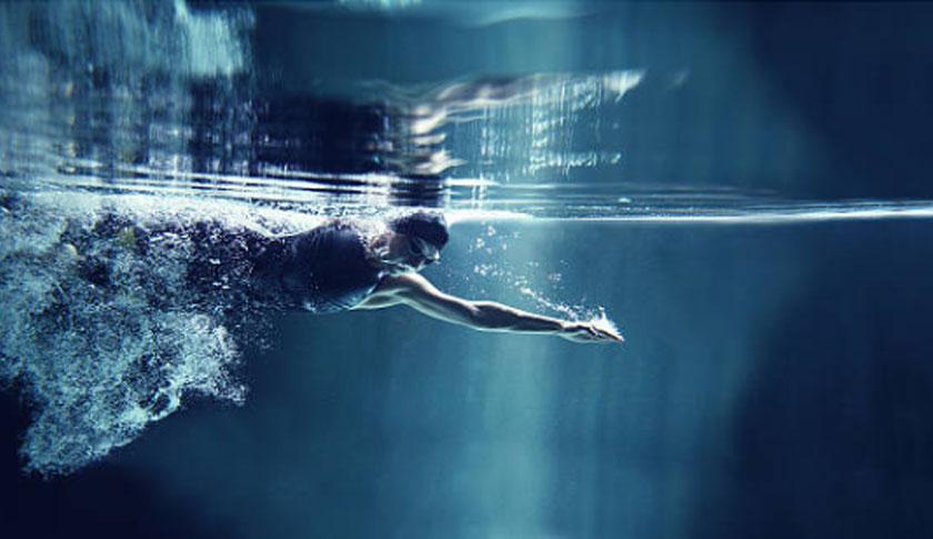 Fibreglass Plugin Pool Athletes Recovery