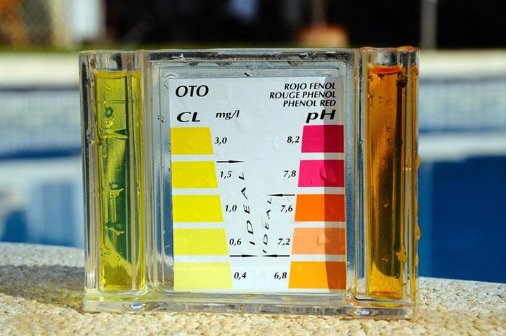 Fibreglass Pools and pH Levels