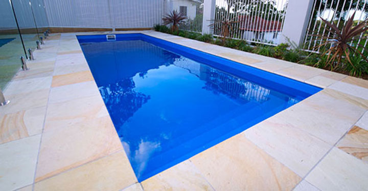 Family my fibreglass pool easy Fibreglass pools vs concrete pools