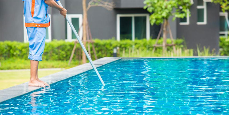 In ground pool cleaning options