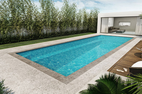 Kensington Fibreglass Pool