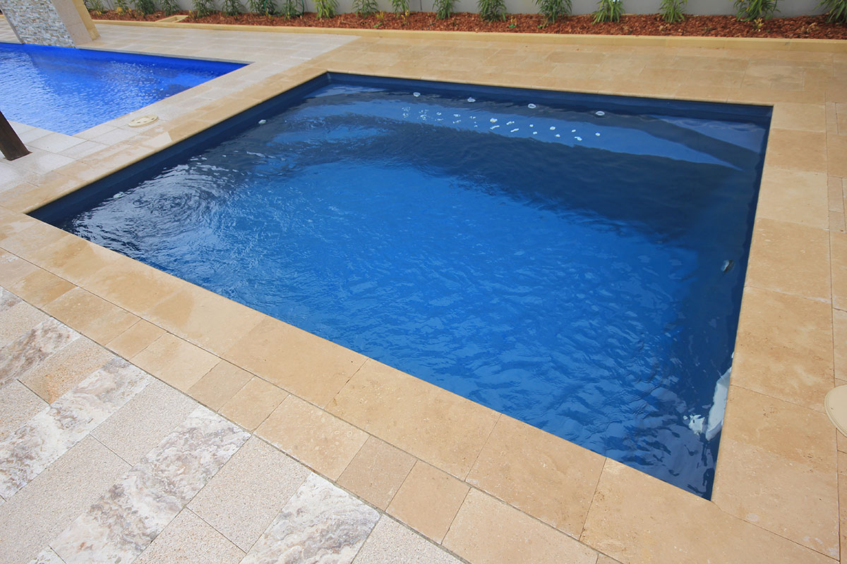 Latina Fibreglass Pool