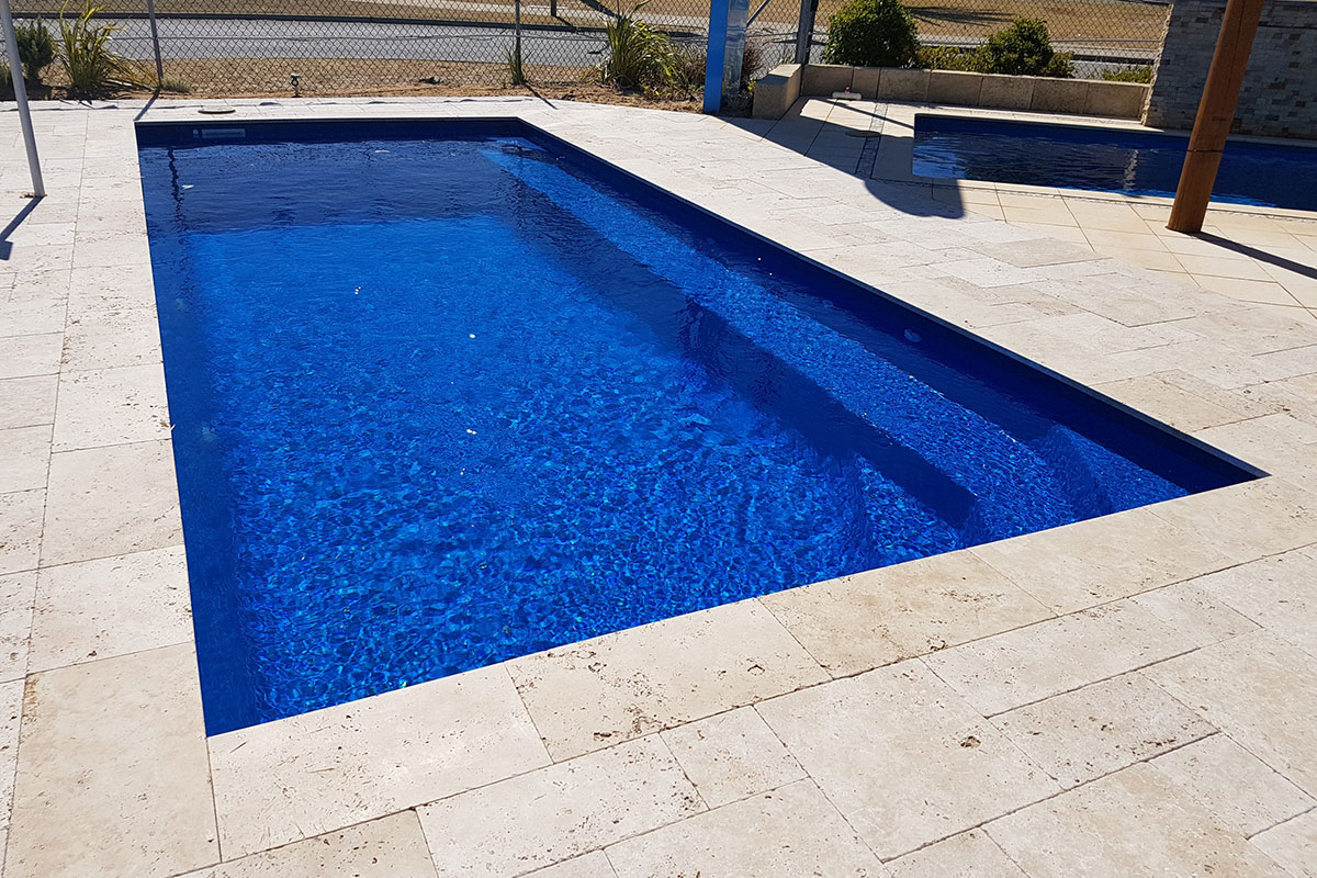 Oxford Fibreglass Pool