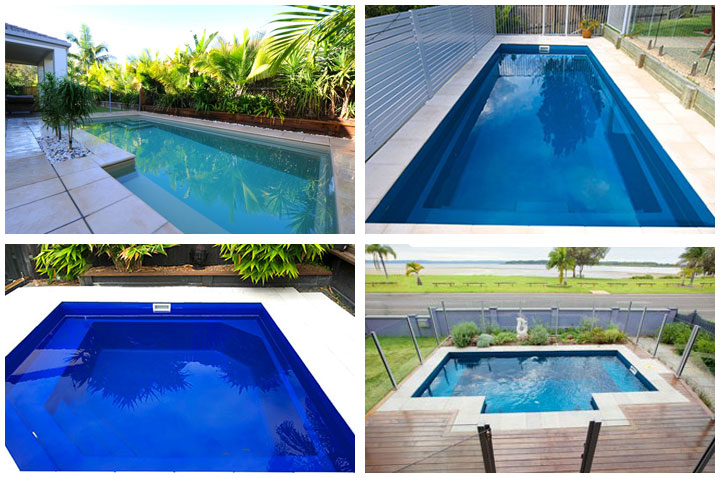 Pool builders my fibreglass pool easy page 2 for New pool designs 2016