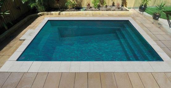Davinci design DIY Fibreglass Inground Plunge Pool Kit