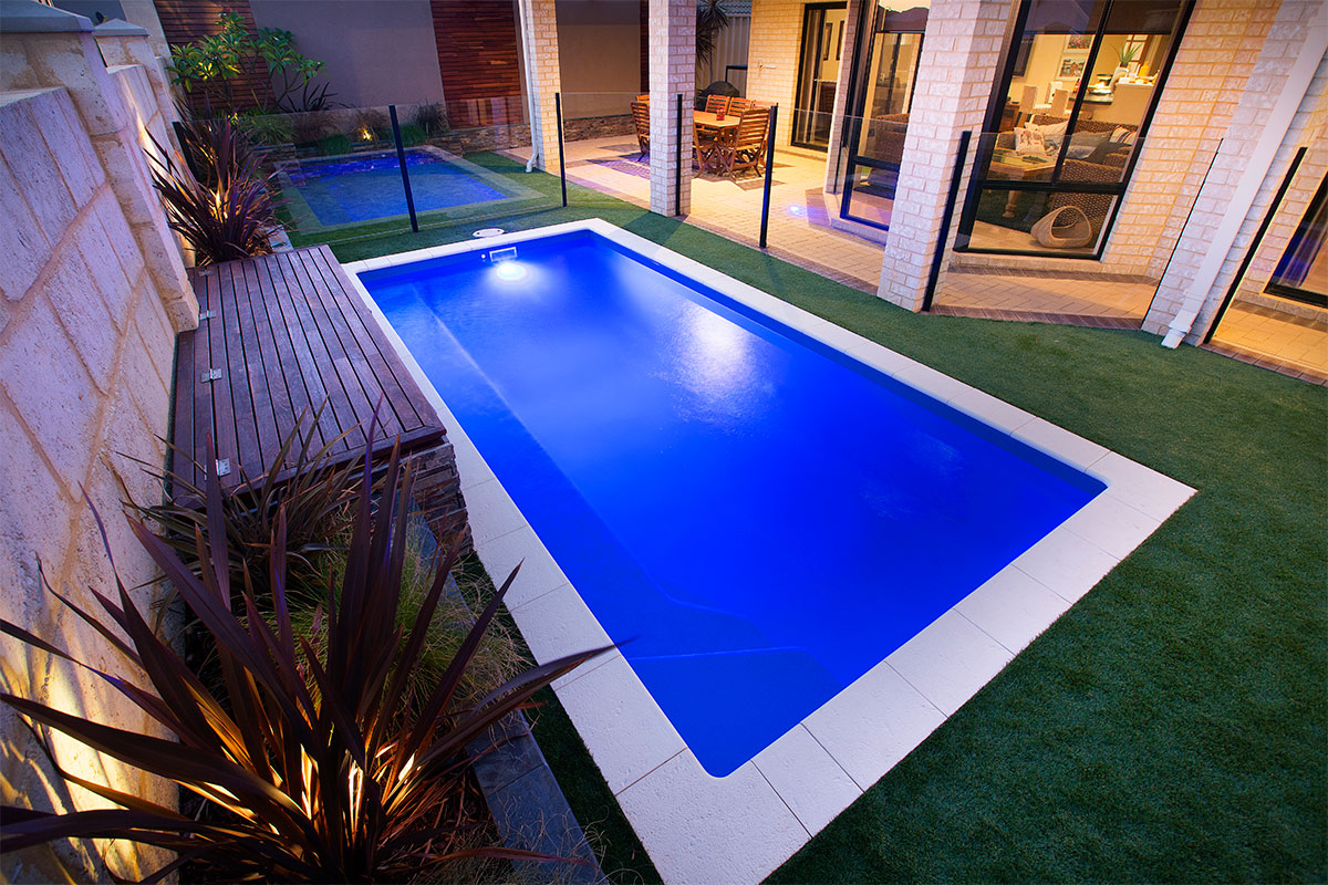 Portofino Fibreglass Pool