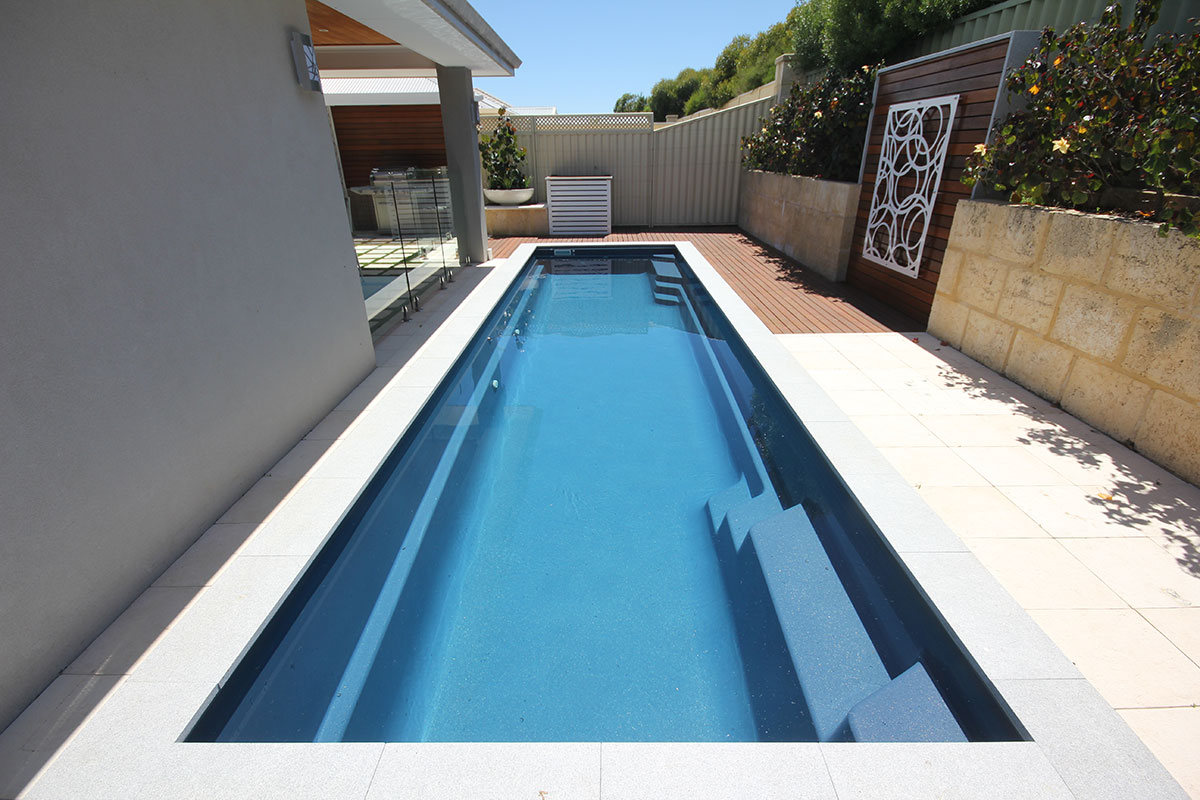 Lap Pool Series My Fibreglass Pool Easy