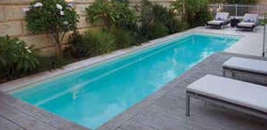 Fibreglass Pool Design