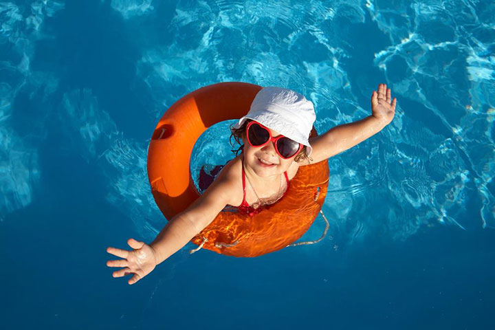 Safety In Fibreglass Pools