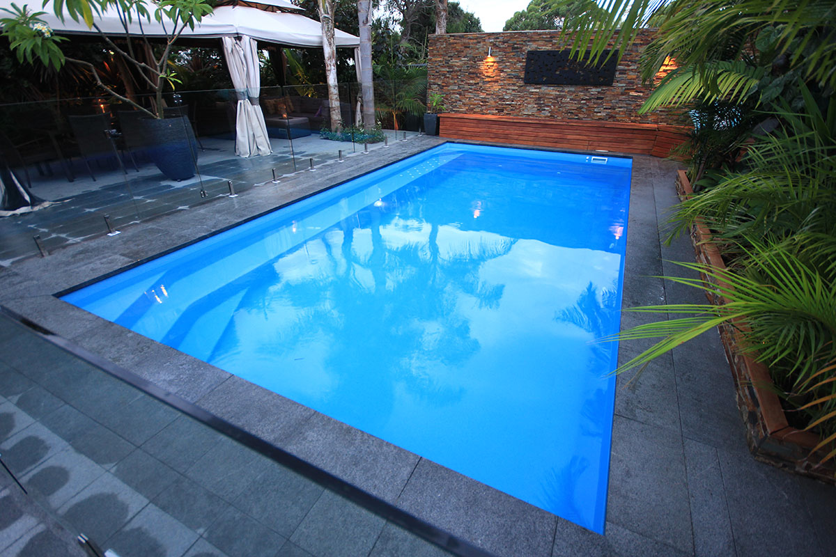 Fibreglass pool costs fully installed fiberglass pool for Pool design guidelines