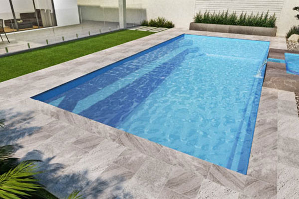 Westminster Fibreglass Pool