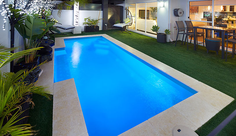Windsor Fibreglass Pool Design